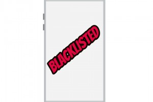Why iPhone make to the BlackList?