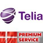 Telia Denmark (Premium service)
