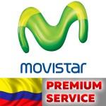 Movistar Colombia (Premium service)