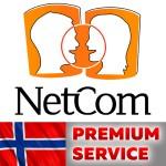 NetCom Norway (Premium service)