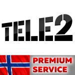 Tele2 Norway (Premium service)