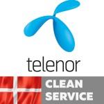 Telenor Denmark (Clean service)