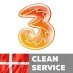 Vodafone& 3G Hutchison Denmark (Clean service)