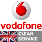 Vodafone UK (Clean Service)