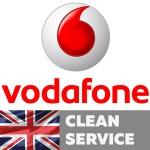 Vodafone Англия (Clean Сервис)