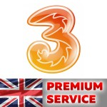 3G Hutchison UK (Premium Service)