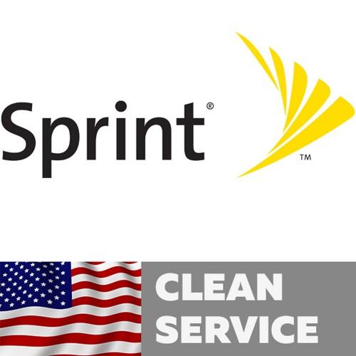Sprint (Clean Service) IPhone 4,4 S,5,5C,5S 6,6+,6s,6s+,7,7+