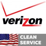 Verizon USA (Clean and Unpaid Service)