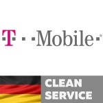T-Mobile Germany (Clean service)