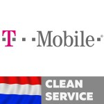 T-Mobile Netherlands (Clean service)