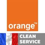 Orange France (Clean service)