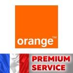 Orange France (Premium service)