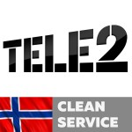 Tele2 Norway (Clean service)