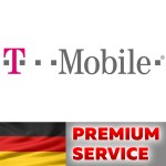 T-Mobile Germany (Premium service)