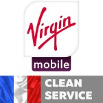 Virgin France (Clean service)