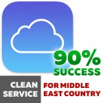 ICloud unlock (Apple id) Remove service (for Middle east country) 90% result