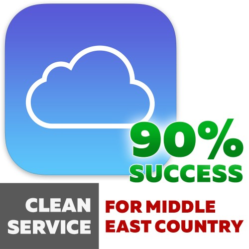 ICloud unlock (Apple id) Remove service (for Middle east country) 90