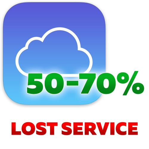 ICloud unlock (Apple id) Remove service for IPhone (Lost