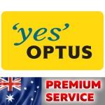 Optus/Virgin Australia (Premium Service)