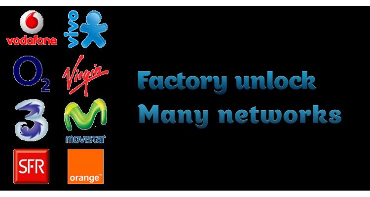 factory unlock