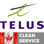 Telus Canada (Clean Service)