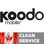 Koodo Canada (Clean Service)