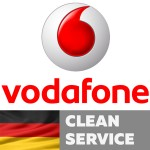 Vodafone Germany (Clean Service)