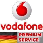 Vodafone Germany (Premium Service)