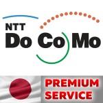 NTT Docomo Japan (Premium Service)