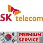 KT Freetel/SK Telecom Korea (Premium Service)
