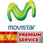 Movistar Spain (Premium service)