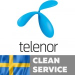 Telenor Sweden (Clean service)